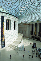 Great Britain, England, London: The Queen Elizabeth 2nd Great Court in the British Museum