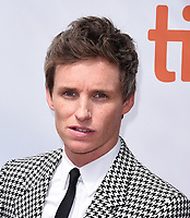 """TORONTO, ONTARIO - SEPTEMBER 08: Eddie Redmayne attends """"The Aeronauts"""" premiere during the 2019 Toronto International Film Festival at Roy Thomson Hall on September 08, 2019 in Toronto, Canada. <br /> CAP/MPIIS<br /> ©MPIIS/Capital Pictures"""