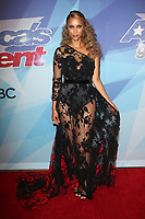 HOLLYWOOD, CA - AUGUST 29: Tyra Banks at America's Got Talent Season 12 Live Show Red Carpet at The Dolby Theater in Hollywood, California on August 29, 2017. Credit: Faye Sadou/MediaPunch