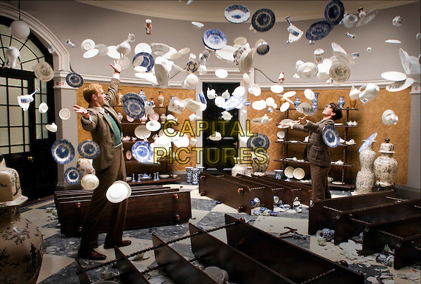 JAMES D?ÄôARCY & BEN WHISHAW .in Cloud Atlas (2012) .*Filmstill - Editorial Use Only*.CAP/NFS.Supplied by Capital Pictures.