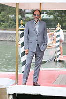 VENICE, ITALY - September 02: Luca Guadagnino arrives in Darsena Excelsior during the 76th Venice Film Festival  on September 02, 2019 in Venice, Italy. (Photo by Mark Cape/Inside Foto)<br /> Venezia 02/09/2019