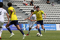Oliver Burke of Scotland U21's in action during South Korea Under-21 vs Scotland Under-21, Tournoi Maurice Revello Football at Stade Parsemain on 2nd June 2018