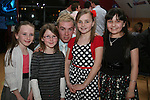 Kevin Walsh with Cerys, Sarah, Amy and Dayna at his 21st in The Thatch..Photo NEWSFILE/Jenny Matthews.(Photo credit should read Jenny Matthews/NEWSFILE)....This Picture has been sent you under the condtions enclosed by:.Newsfile Ltd..The Studio,.Millmount Abbey,.Drogheda,.Co Meath..Ireland..Tel: +353(0)41-9871240.Fax: +353(0)41-9871260.GSM: +353(0)86-2500958.email: pictures@newsfile.ie.www.newsfile.ie.FTP: 193.120.102.198.