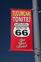 Tucumcari Tonight, a very successful ad campaign to get Route 66 travelers to spend the night in Tucumcari is still going strong.  Billboards use to boast 2,000 rooms but the count is now down to around 1200