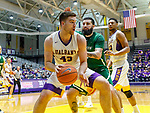 University at Albany men's basketball defeats Binghamton University 71-54  at the  SEFCU Arena, Feb. 27, 2018. Greg Stire (#43). (Bruce Dudek / Cal Sport Media/Eclipse Sportswire)