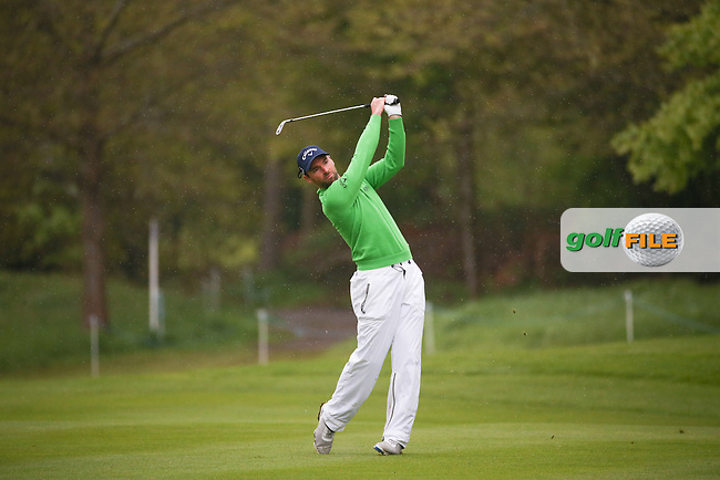 Oliver Wilson (ENG) lays up the 9th during Round One of the 2016 Dubai Duty Free Irish Open Hosted by The Rory Foundation which is played at the K Club Golf Resort, Straffan, Co. Kildare, Ireland. 19/05/2016. Picture Golffile | David Lloyd.<br /> <br /> All photo usage must display a mandatory copyright credit as: &copy; Golffile | David Lloyd.