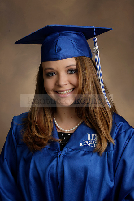 Burgess-Poole, Gracie photographed during the Feb/Mar, 2013, Grad Salute in Lexington, Ky.