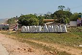 Pará State, Brazil. Ourilândia do Norte.