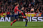 Atletico de Madrid's Antoine Griezmann during UEFA Champions League match, Round of 16, 1st leg between Atletico de Madrid and Juventus at Wanda Metropolitano Stadium in Madrid, Spain. February 20, 2019. (ALTERPHOTOS/A. Perez Meca)