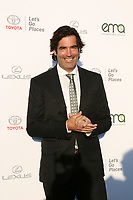 LOS ANGELES - SEP 23:  Carter Oosterhouse at the 27th Environmental Media Awards at the Barker Hangaer on September 23, 2017 in Santa Monica, CA