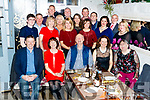 Tralee Municipal District Operations staff enjoying their Xmas party in Croí Restuarant, Tralee on Friday night last.