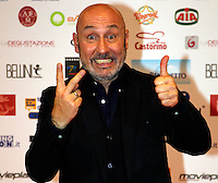 Giornate Professionali del Cinema 2014                              Maurizio Battista  attends at the professional days of cinema in Sorrento december 01 , 2014