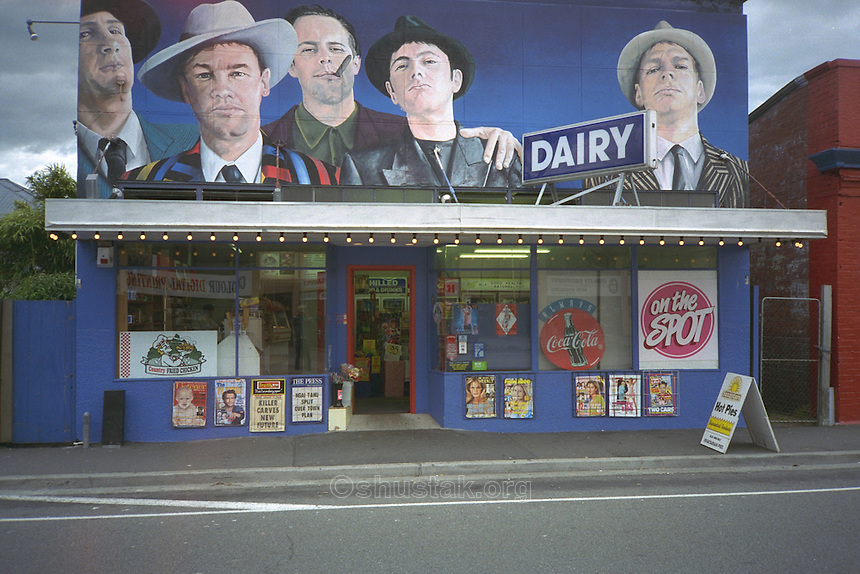 Bronskis More Than A Dairy, 243 Ferry Road, Phillipstown, Christchurch.