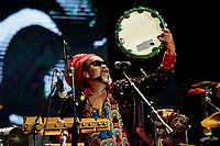 SAO PAULO, SP 05.04.2019: LOLLAPALOOZA-SP - Show com Tribalistas. Lollapalooza Brasil 2019, que acontece de 05 a 07 de abril no Autodromo de Interlagos, zona sul da capital paulista. (Foto: Ale Frata/Codigo19)