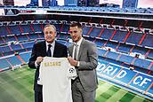 2019 Real Madrid Unveil New Signing Eden Hazard Jun 13th