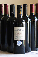 Chateau Haut Monplaisir cuvee Prestige Cathy and Daniel Fournie Cahors Lot Valley France