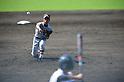 Kenji Nishimaki (), AUGUST 20, 2014 - Baseball : 36th All Japan Junior High School Championship Baseball final match Sendai Ikuei Shukoh Middle School 3-0 Nakashibetsu at Naruto Otsuka Sports Park Baseball Stadium in Naruto, Tokushima, Japan. (Photo by AFLO SPORT)