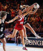 New Zealand Silver Ferns v England 020814