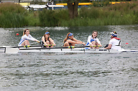 Race: 4: W Tier2 4+  Heat 4<br /> <br /> Peterborough Summer Regatta 2017 - Saturday<br /> <br /> To purchase this photo, or to see pricing information for Prints and Downloads, click the blue 'Add to Cart' button at the top-right of the page.