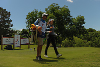 Belen Mozo (ESP) departs the 13th tee box during round 1 of  the Volunteers of America Texas Shootout Presented by JTBC, at the Las Colinas Country Club in Irving, Texas, USA. 4/27/2017.<br /> Picture: Golffile | Ken Murray<br /> <br /> <br /> All photo usage must carry mandatory copyright credit (&copy; Golffile | Ken Murray)