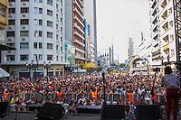 CURITIBA, PR, 09.11.2013 – CANTORA GABY AMARANTOS, faz Show na corrente cultural e canta seus  sucessos, fazendo o público agitar, na noite deste sábado(09), em Curitiba, no palco localizado no rua XV de novembro, centro de da cidade. É a primeira apresentação da cantora no sul do pais. FOTO: PAULO LISBOA – BRAZIL PHOTO  PRESS