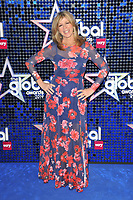 Kate Garraway at the Global Awards 2019, Hammersmith Apollo (Eventim Apollo), Queen Caroline Street, London, England, UK, on Thursday 07th March 2019.<br /> CAP/CAN<br /> &copy;CAN/Capital Pictures