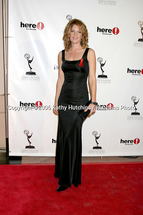 Michelle Stafford.Ribbon Of Hope Event.Academy of Television Arts and Sciences.Los Angeles, CA.November 29, 2006.©2006 Kathy Hutchins / Hutchins Photo....