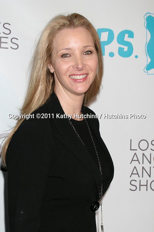 LOS ANGELES - APR 13:  Lida Kudrow arriving at the 16th Los Angeles Antiques Show Opening Night Gala to benefit PS Arts at Barker Hanger on April 13, 2011 in Santa Monica, CA