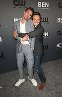 BEVERLY HILLS, CA - AUGUST 4: Riley Smith, Scott Wolf, at The CW's Summer TCA All-Star Party at The Beverly Hilton Hotel in Beverly Hills, California on August 4, 2019. <br /> CAP/MPI/FS<br /> ©FS/MPI/Capital Pictures