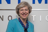 The Rt Hon Theresa May MP - 08.06.2016
