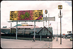 Tubes billboard near A&M Records in Hollywood, CA circa 1978