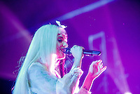 LAS VEGAS, NV - October 21, 2016: ***HOUSE COVERAGE*** Melanie Martinez at The Joint at Hard Rock Hotel & Casino in Las vegas, NV on October 21, 2016. Credit: Erik Kabik Photography/ MediaPunch