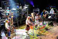 Dark Star Orchestra performing at Pageant in Saint Louis, MO during Halloween party on Oct 31, 2008.
