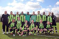 Eagle FC vs South London Sharks 17-04-16