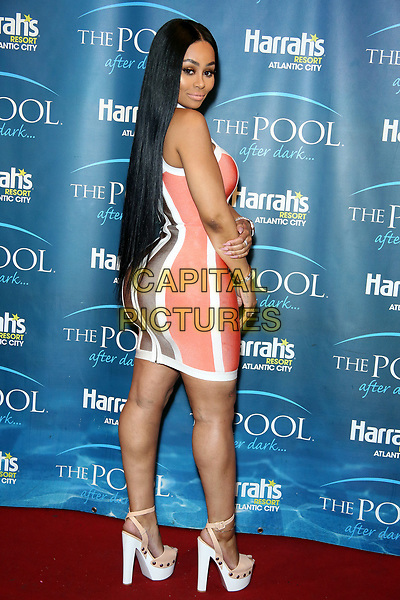 ATLANTIC CITY, NJ -  APRIL 30 :  Blac Chyna pictured at The Pool at Harrahs in Atlantic City, New Jersey on April 30, 2017  <br /> CAP/MPI09<br /> &copy;MPI09/Capital Pictures