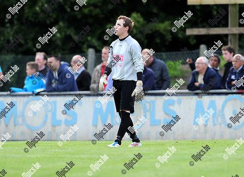 2012-07-12 / Voetbal / seizoen 2012-2013 / Houtvenne / Glenn Baeten..Foto: Mpics.be