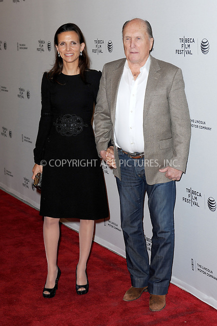 WWW.ACEPIXS.COM<br /> April 21, 2014 New York City<br /> <br /> Robert Duvall attending the 'Miss Meadows' Premiere during 2014 Tribeca Film Festival at the SVA Theater on April 21, 2014 in New York City. <br /> <br /> By Line: Kristin Callahan/ACE Pictures<br /> ACE Pictures, Inc.<br /> tel: 646 769 0430<br /> Email: info@acepixs.com<br /> www.acepixs.com