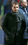 Brendan Rodgers manager of Liverpool - FA Cup Fourth Round replay - Bolton Wanderers vs Liverpool - Macron Stadium  - Bolton - England - 4th February 2015 - Picture Simon Bellis/Sportimage