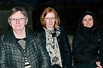 Dawn Mass in Lixnaw: pictured at the dawn Mass in Kiltomey graveyard on Easter Sunday morning were Maura McCarthy, Marie O'Leary & Olive Walsh.
