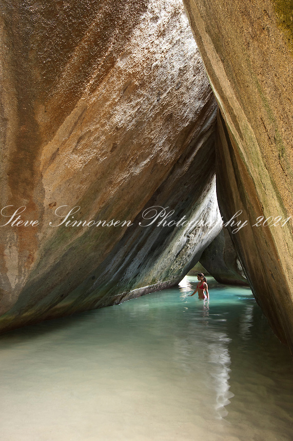 JeTaime Cerge<br /> In The Cathedral<br /> The Baths, Virgin Gorda<br /> British Virgin Islands