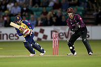 Adam Wheater in batting action for Essex during Essex Eagles vs Somerset, Vitality Blast T20 Cricket at The Cloudfm County Ground on 7th August 2019