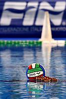 Pallone Arena Italia Ball <br /> Roma 12-11-2017 Polo Natatorio Ostia <br /> Finale Coppa Italia Pallanuoto Donne <br /> Foto Andrea Staccioli / Deepbluemedia / Insidefoto