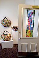 The Arts Council curates five galleries on the first floor of the 1876 historic Cabarrus courthouse.  The Galleries display works by regional and national artists working in a variety of media. Photo is part of a photographic series of images featuring Concord, NC, by Charlotte-based photographer Patrick Schneider..