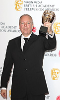 Steve Pemberton at the Virgin Media BAFTA Television Awards 2019 - Press Room at The Royal Festival Hall, London on May 12th 2019<br /> CAP/ROS<br /> ©ROS/Capital Pictures