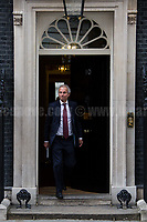 David Lidington MP (Lord Chancellor and Secretary of State for Justice).<br />