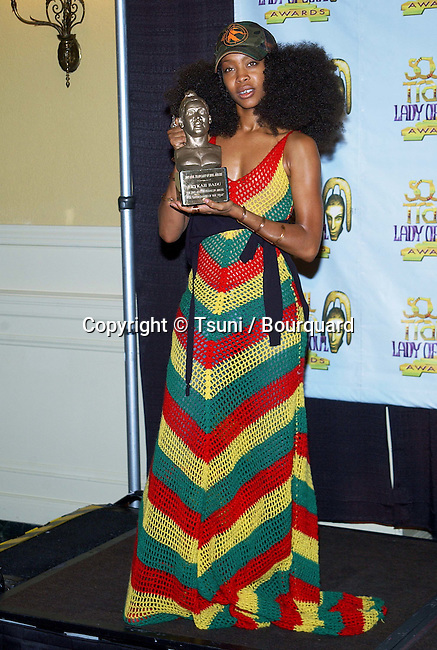 """@ the 9th Annual """" Soul Train Lady of Soul """" at the Pasadena Civic Auditorium in Los Angeles. August 23, 2003."""