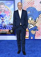 "12 February 2020 - Los Angeles, California - Neal Moritz. ""Sonic the Hedgehog"" Los Angeles Premiere held at the Regency Village Theater. Photo Credit: Birdie Thompson/AdMedia"
