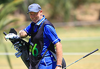 Chris Stockdale (Caddy) for Joel Girrbach (SWI) in action on the 10th during Round 3 of the ISPS Handa World Super 6 Perth at Lake Karrinyup Country Club on the Saturday 10th February 2018.<br /> Picture:  Thos Caffrey / www.golffile.ie<br /> <br /> All photo usage must carry mandatory copyright credit (&copy; Golffile | Thos Caffrey)