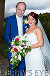 O'Sullivan/O'Shea wedding in the Ballygarry House Hotel on Saturday October 20th