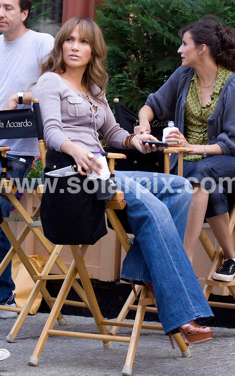 "**ALL ROUND PICTURES FROM SOLARPIX.COM**.**SYNDICATION RIGHTS FOR UK, AUSTRALIA, DENMARK, PORTUGAL, S. AFRICA, SPAIN & DUBAI (U.A.E) ONLY**.Jennifer Lopez plays pregnant woman in new film..Jennifer Lopez stars in ""The Backup Plan"" Filming on Location in Tribeca, New York, on July 17, 2009..This pic:  Jennifer Lopez.JOB REF:   9527  PHZ/Mayer    DATE: 17.07.09.**MUST CREDIT SOLARPIX.COM OR DOUBLE FEE WILL BE CHARGED**.**ONLINE USAGE FEE GBP 50.00 PER PICTURE - NOTIFICATION OF USAGE TO PHOTO @ SOLARPIX.COM**.**CALL SOLARPIX : +34 952 811 768 or LOW RATE FROM UK 0844 617 7637**"